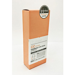 СС крем SPF35 PA++ Complexion Care Cream BIOmax. Вид 2
