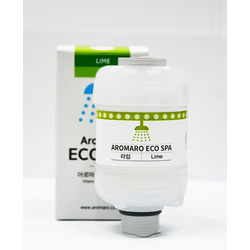Витаминный фильтр для душа марки Aromaro Eco Spa. Вид 2
