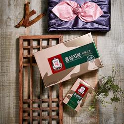 Напиток тоник из корня 6-ти летнего корейского красного женьшеня и оленьего рога Хон Сам Ди Бон Korea Ginseng Corporation. Вид 2