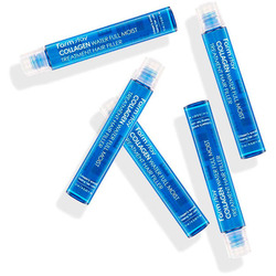 Увлажняющий филлер для волос с коллагеном Collagen Water Full Moist Treatment Hair Filler FarmStay. Вид 2