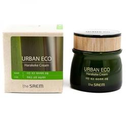 Питательный крем для лица с экстрактом новозеландского льна Urban Eco Harakeke Cream The Saem. Вид 2