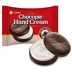 Крем для рук чокопай Chocopie Hand Cream The Saem. Вид 2