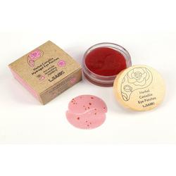 Гидрогелевые патчи с экстрактом камелии Herbal Camellia Hydrogel Eye Patches L'Sanic. Вид 2
