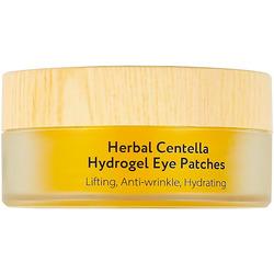 Гидрогелевые патчи для глаз с центеллой азиатской Herbal Centella Asiatica Eye Patches L'Sanic. Вид 2