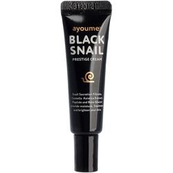 Крем для лица c муцином черной улитки Black Snail Prestige Cream Ayoume. Вид 2