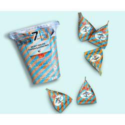 Успокаивающая ночная маска с экстрактом тыквы в пирамидках 7 Days Secret Healing Pumpkin Sleeping Pack May Island. Вид 2