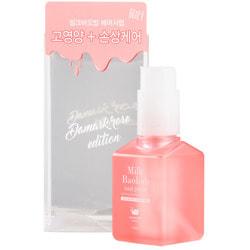 Эссенция для волос с маслом розы Hair Syrup Essense Damask Rose Milk Baobab. Вид 2