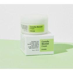 Заживляющий крем для лица с центеллой азиатской Centella Blemish Cream COSRX. Вид 2