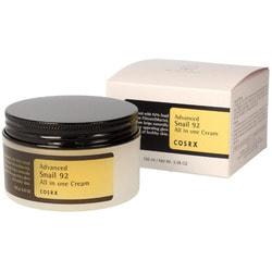 Универсальный крем 92% экстракта муцина улитки Advanced Snail 92 All in one Cream COSRX. Вид 2