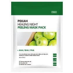 Вечерняя восстанавливающая отшелушивающая маска Healing Night Peeling Mask Pack Pekah. Вид 2