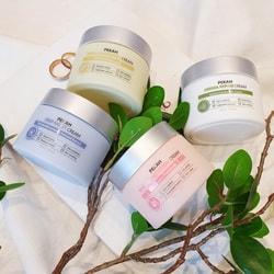 Питательный крем для лица с экстрактом шиповника Rosehip Nutrition Cream Pekah. Вид 2