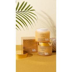 Питательный крем для лица с муцином улитки Premium Snail Nourishing Cream La Miso and Jigott. Вид 2