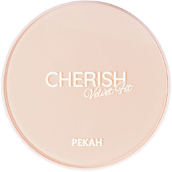 Кушон для лица Cherish Velvet Fit Cushion Pekah. Вид 2