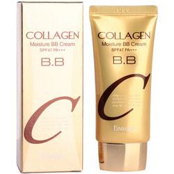 Увлажняющий BB крем с коллагеном Collagen Moisture BB Cream SPF47 Enough. Вид 2