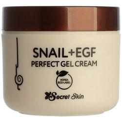 Гель крем для лица с экстрактом улитки и фактором роста EGF Secret Skin. Вид 2