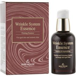 Антивозрастная эссенция с коллагеном Wrinkle System Essence The Skin House. Вид 2