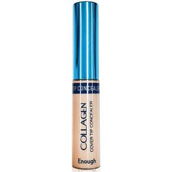 Коллагеновый консилер для лица Collagen Cover Tip Concealer Enough. Вид 2