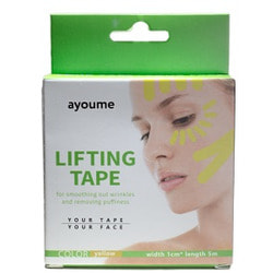 Тейп для лица Kinesiology Tape Roll Ayoume. Вид 2