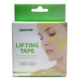 Тейп для лица Kinesiology Tape Roll Ayoume. Вид 2