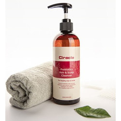 Очищающий шампунь с пробиотиками Probiotics Hair and Scalp Cleanser Ciracle. Вид 2