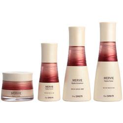 Набор для глубокого увлажнения кожи с экстрактом красного планктона Mervie Hydra Skin Care 3 Set The Saem. Вид 2