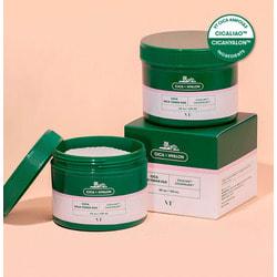 Успокаивающие пэды для чувствительной кожи с центеллой Cica Mild Toner Pad VT Cosmetics. Вид 2
