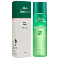 Успокаивающий тонер с центеллой Cica Skin Toner VT Cosmetics. Вид 2