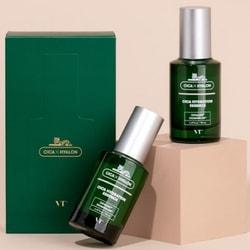 Увлажняющая эссенция для лица с экстрактом центеллы азиатской Cica Hydration Essence VT Cosmetics. Вид 2
