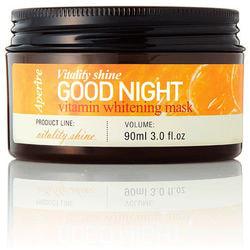 Ночная маска для лица с витаминами для ровного тона кожи VITALITY SHINE Aperire. Вид 2