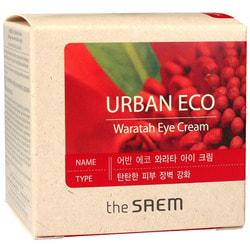 Крем для кожи вокруг глаз с экстрактом телопеи Urban Eco Waratah Eye Cream The Saem. Вид 2