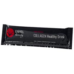 Коллаген в желе со вкусом грейпфрута Collagen Healthy Drink ENHEL. Вид 2