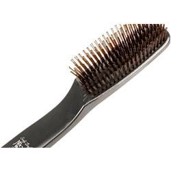 Расческа Majestic Graphite универсальная для всех типов волос. Вид 2