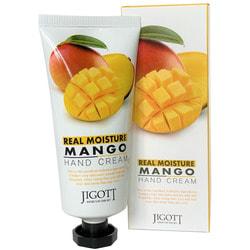 Увлажняющий крем для рук с экстрактом манго Jigott. Вид 2