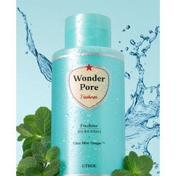 Очищающий тоник для проблемной кожи Wonder Pore Freshner Etude. Вид 2