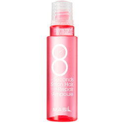 Высококонцентрированная маска филлер для поврежденных волос 8 Seconds Salon Hair Repair Ampoule Masil. Вид 2
