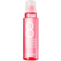 Маска филлер для восстановления поврежденных волос 8 Seconds Salon Hair Repair Ampoule Masil. Вид 2