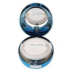 Увлажняющий кушон с коллагеном Collagen Aqua Air Cushion Enough. Вид 2