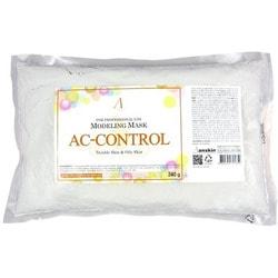 Маска альгинатная для проблемной кожи против акне Ac Control Modeling Mask ANSKIN. Вид 2
