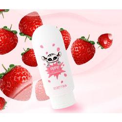 Лосьон для тела с ароматом клубники mimi body lotion Strawberry Secret Skin. Вид 2