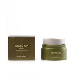Интенсивно увлажняющий крем Urban Eco Harakeke Deep Moisture Cream The Saem. Вид 2