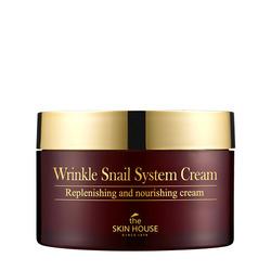 Анти-возрастной улиточный крем Wrinkle System The Skin House. Вид 2