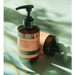 Очищающий и охлаждающий шампунь для кожи головы Moremo. Вид 2