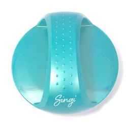 Круглая пилка для очищения загрубевшей кожи на ногах Singi Blue Foot Cleaner. Вид 2