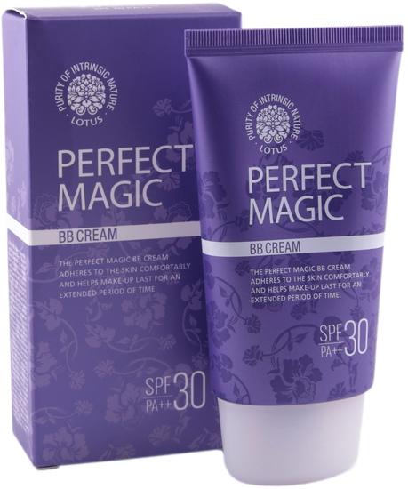 BB Крем Lotus Perfect Magic SPF 30 PA++ Welcos (Корея)