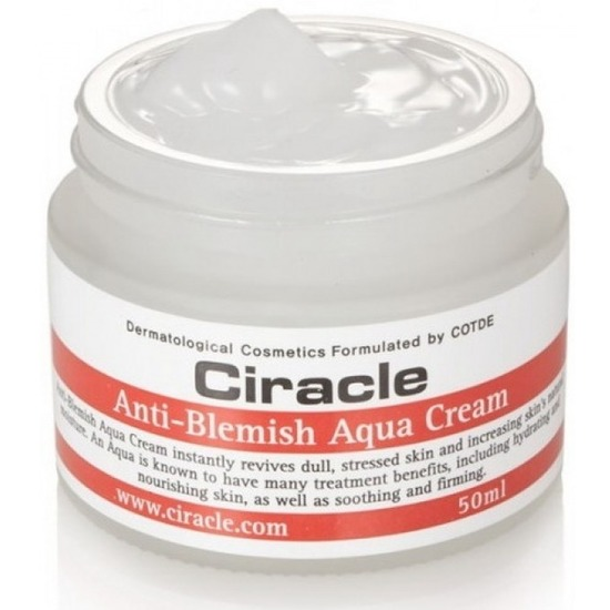 Увлажняющий крем Anti-BlemishAqua Cream Ciracle (фото)