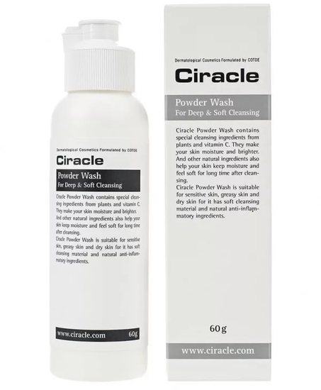 Ciracle (Корея) Пудра для умывания