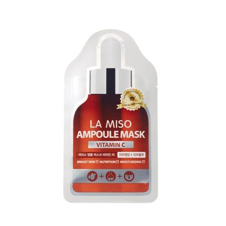 Ампульная маска с витамином С La Miso