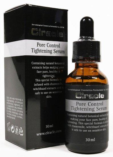 Сыворотка для сужения пор Pore Control Ciracle