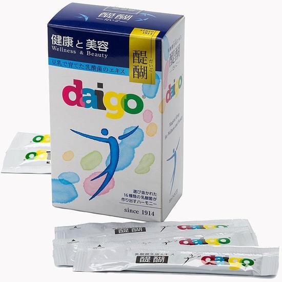 Daigo - Бионапиток №1 в мире!