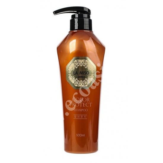 La Miso (Корея) Шампунь для сохранения цвета волос волос